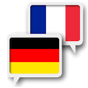 App Icon for German French Translate App in Czech Republic Google Play Store