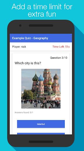 Topgrade Quiz Maker 2.5.4 screenshots 4
