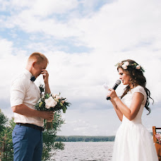 Wedding photographer Olga Ivushkina (OlgaIvushkina). Photo of 27.06.2016