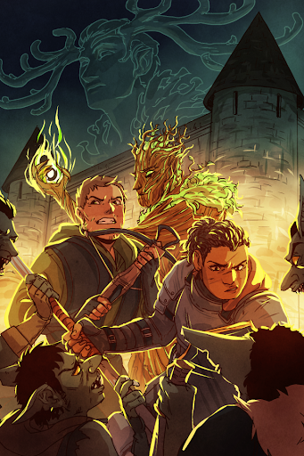 Stronghold: A Hero's Fate image