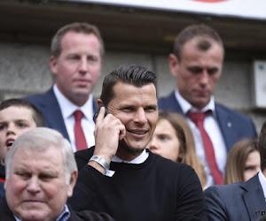 """Daniel Van Buyten dicte sa loi au Standard: """"Daniel et ses conseils nous sont très précieux"""""""