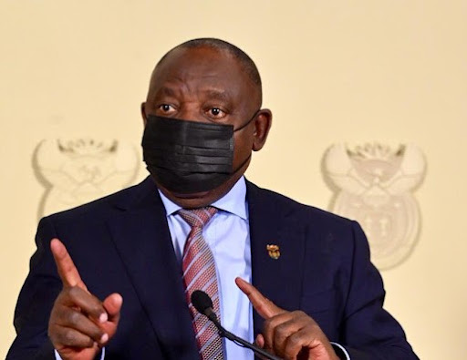 Ramaphosa to address SA at 8.30pm