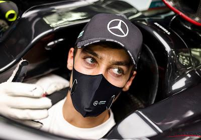 """George Russell verwacht minder spannende races in de toekomst: """"Mercedes zat in Bahrein met een probleem"""""""