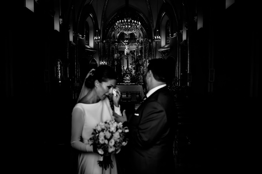 Wedding photographer Olmo Del Valle (olmodelvalle). Photo of 16.11.2016
