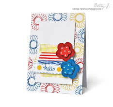 Photo: http://bettys-crafts.blogspot.de/2013/06/hello.html