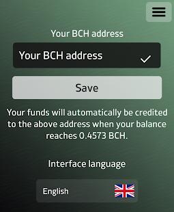 BCH Mining Lab - náhled