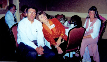 Photo: Tom & Mady Reilly and Marian Spotswood at the 2002 ReUnion