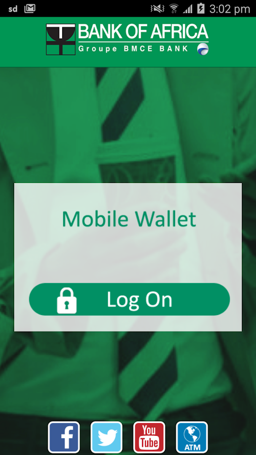 BOA Mobile Wallet- screenshot