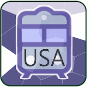 America Subway Map