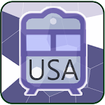 America Subway Map Apk