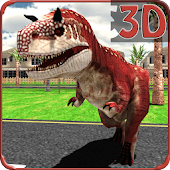 Wild Dinosaur Simulator 2015