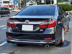 カムリ AVV50のカスタム事例画像 M's styleさんの2020年10月25日19:02の投稿