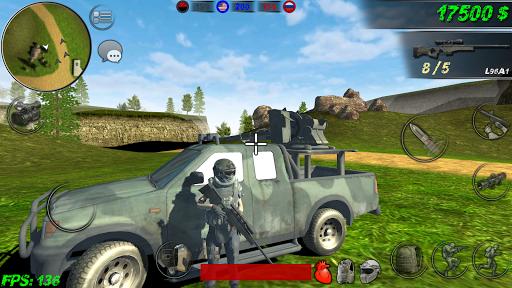 Land Of War screenshot 4