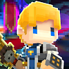 Square warriors invaded the Underworld APK Icon