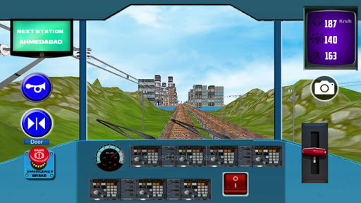 City Express Train Simulator 2021 1.5 screenshots 7