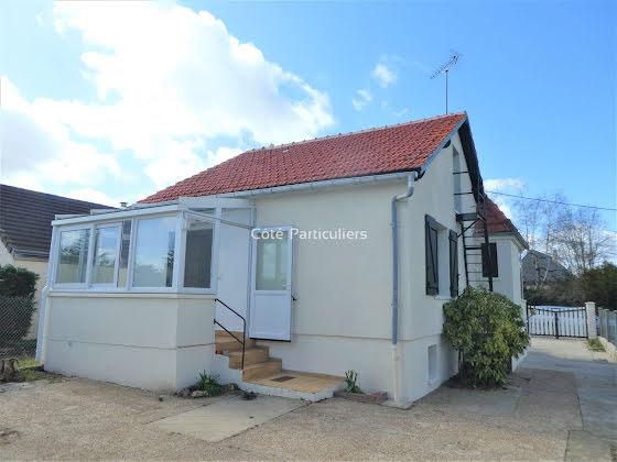 Vente maison 3 pièces 51 m2