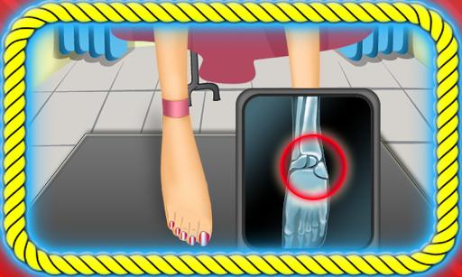 腳部手術模擬器