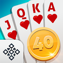 Scala 40 Online - Free Card Game icon