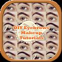 DIY Eyebrows Makeup Tutorial icon