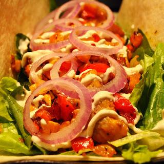Becca'S No Garlic Cajun Catfish Tacos Recipe