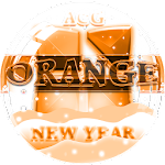 NEXT LAUNCHER OrangeNY THEME Icon