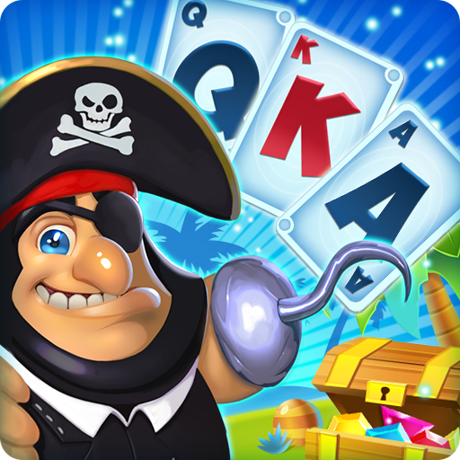 Ocean Pirate solitaire