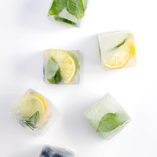Flavored Ice Cubes Recipe