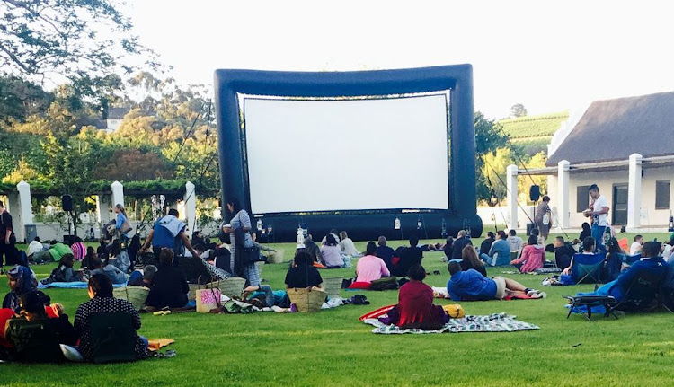 Schools can use Pop-Up Cinema hostings as a fun fundraiser event