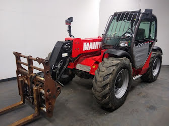 Picture of a MANITOU MT732 100D ST3B-S1