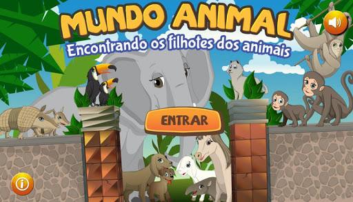 Os Filhotes dos Animais 1.0.2 screenshots 1