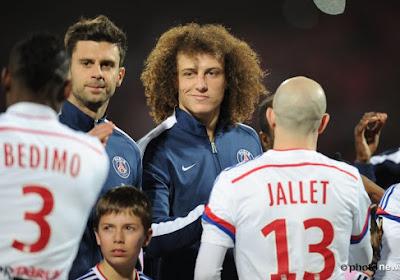 Le défi de précision entre Lucas et David Luiz