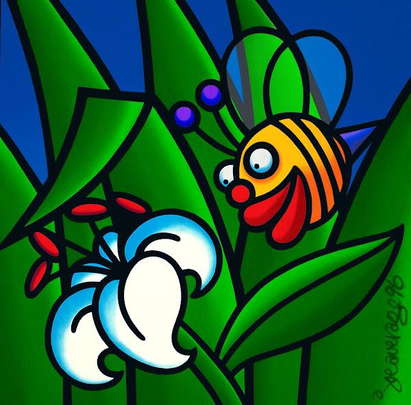 <p> Born to Pollinate</p>