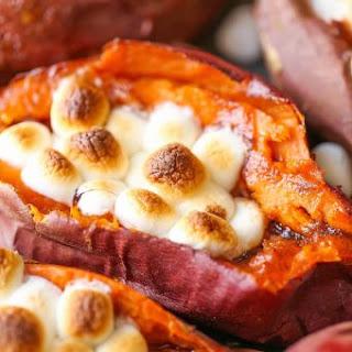 Loaded Sweet Potato Recipe