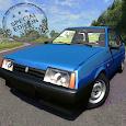 Driving simulator VAZ 2108 SE