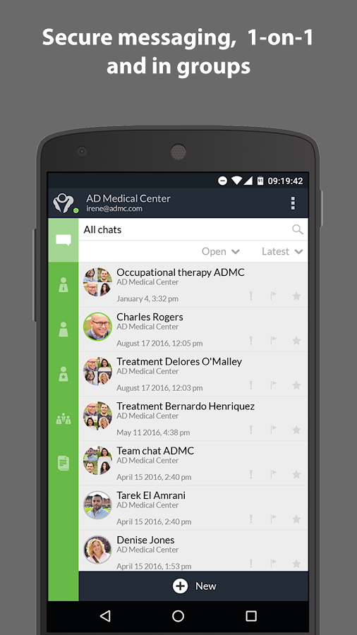 Alterdesk messenger - Android Apps on Google Play