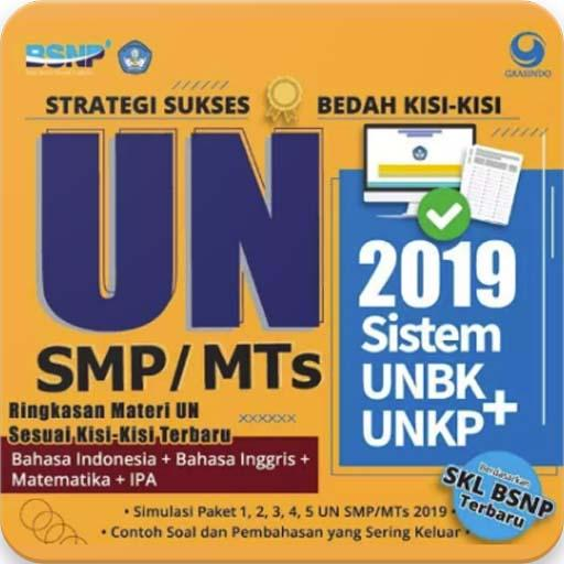 Kunci Soal Jawaban UNBK SMP 2019 (OFFLINE) Android APK Download Free By Pratama Project