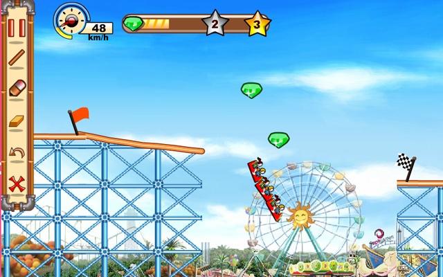 Rollercoaster Creator 2 Online Games