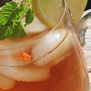 The Best Lemon Iced Tea