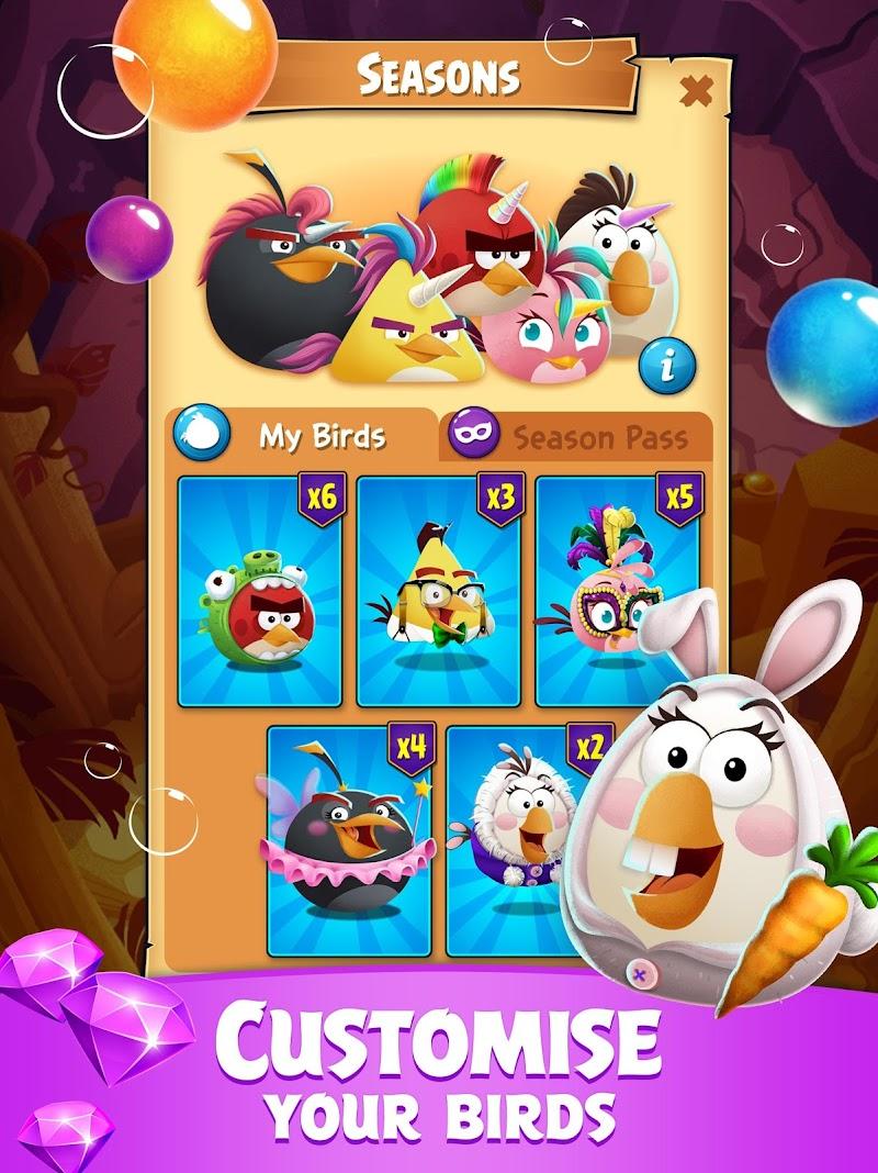 Angry Birds POP Bubble Shooter Screenshot 7