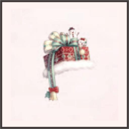 プレゼントハット