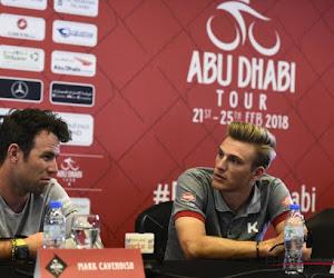 """Collega-sprinter komt met pakkend eerbetoon aan Marcel Kittel: """"De fietsende versie van Rocky IV, een berg spieren met blond haar"""""""