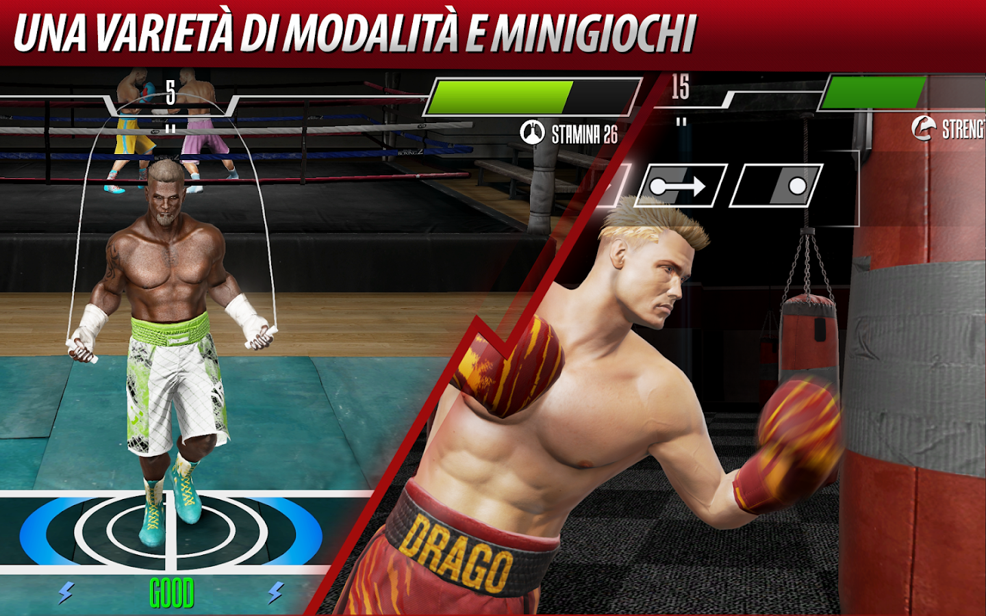 Real Boxing 2 ROCKY- screenshot