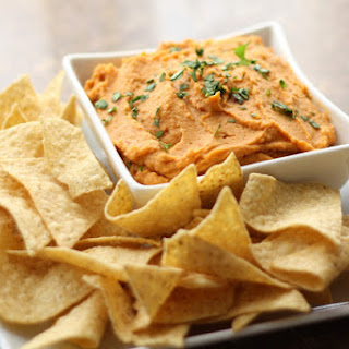 Chipotle and Lime Hummus