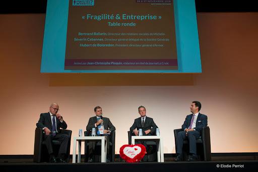 """Table-ronde """"Fragilité et entreprise"""""""
