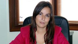 La concejal del PSOEalbojense Sonia Cerdán.