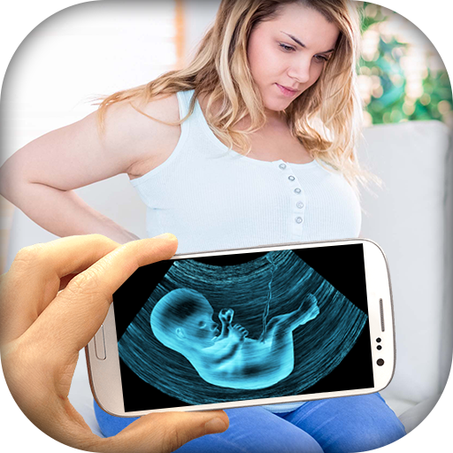 Ultra Sound Xray Scanner Prank