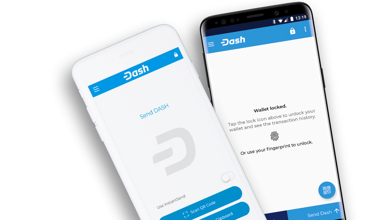 Dash Coin Wallet