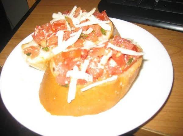 Brushetta Recipe