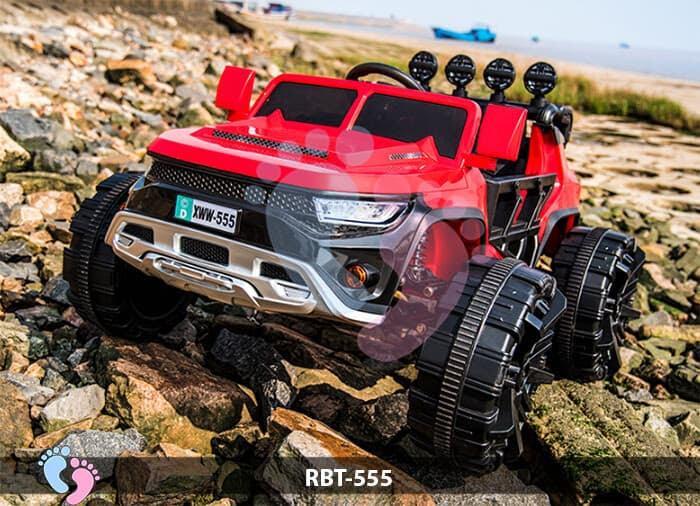 Xe ô tô điện địa hình cỡ lớn RBT-555 10