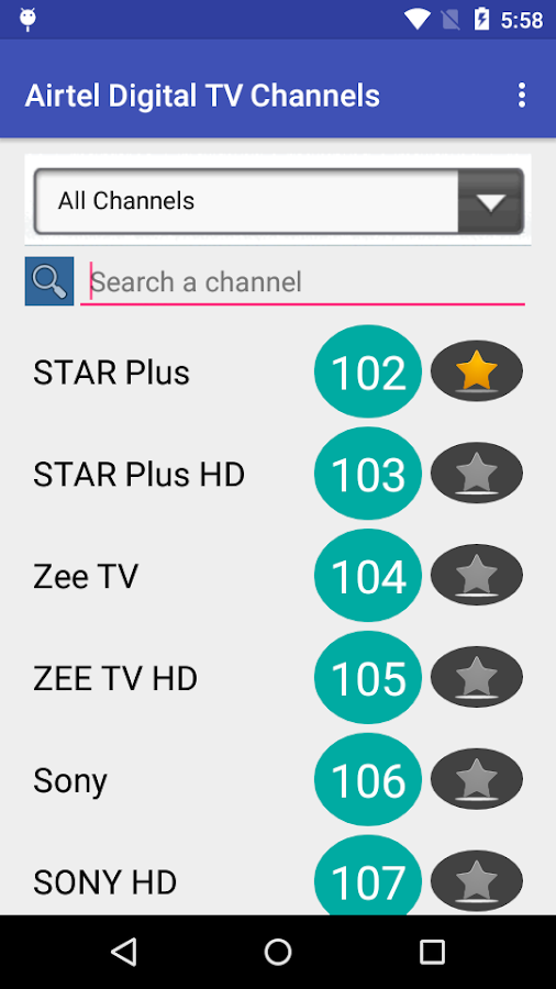 Zee Family Pack 39 Channel List & Price 2019